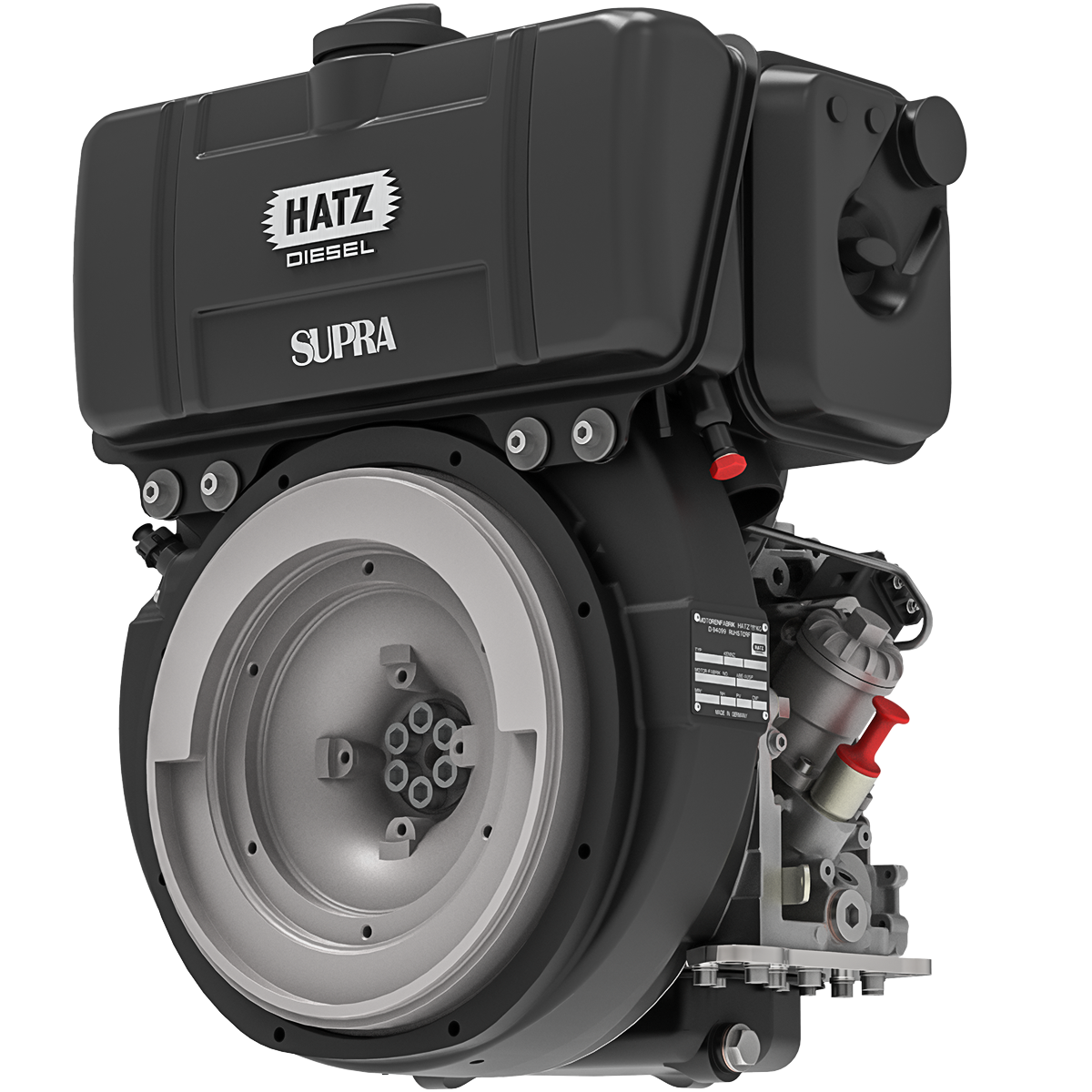 single-cylinder engines for the digital future